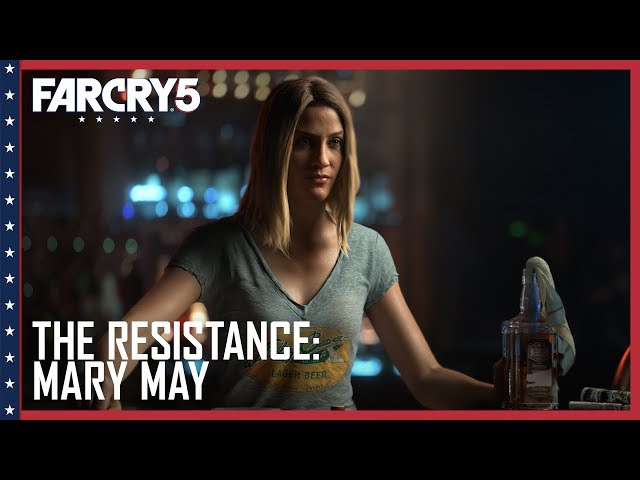 Far Cry 5: Official The Resistance: Mary May Trailer