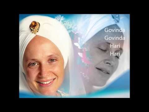 Download Govinda Govinda Hari Hari - Snatam Kaur HD Video