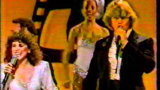 Marie Osmond  and  John Schnieder   Tv theme Medley