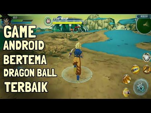 TOP 8 Games Dragon Ball Terbaik Di Android 2018(Free&HighGrafis)