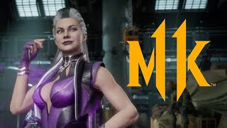 Mortal Kombat 11 - Official Sindel Gameplay Trailer (FR)