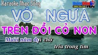 vo-ngua-tren-doi-co-non-karaoke-nhac-song-cha-cha-cha