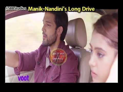 Kaisi Yeh Yaariyan: Manik & Nandini's LONG DRIVE