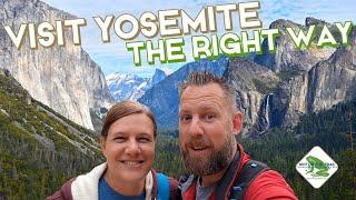 Yosemite Tips & Tricks | Plan Your Family Travel in Yosemite National Park