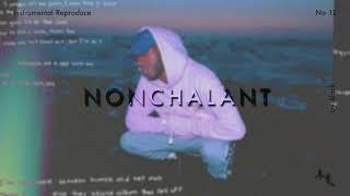 6lack   Nonchalant Instrumental [j Nilly]