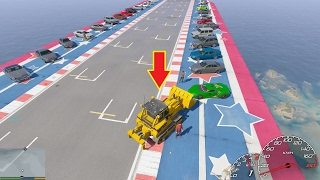 GTA 5 Mod - Map Đua Xe Cực Khủng Trong GTA V (GTA Map Tour)