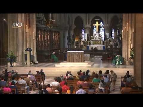 Messe du 12 août 2016