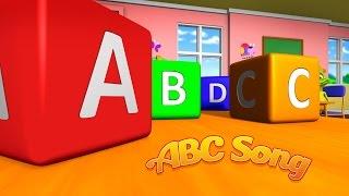 """ABC Song"" - Nursery Rhymes"