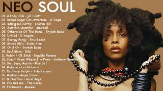 Greatest Neo Soul Songs of All Time – Neo Soul 2018 Mix
