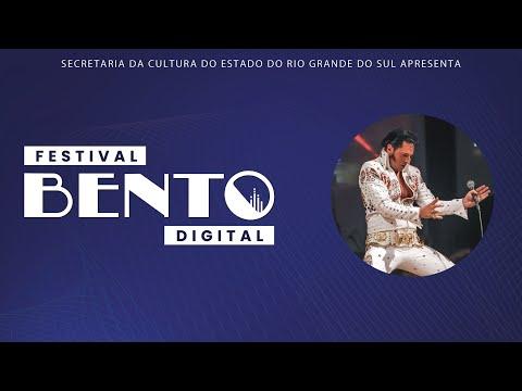 Festival Bento Digital - Johnny Grace e Banda Burning Love