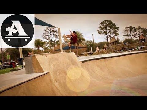 All I Need Skate team: BRAND New Jacksonville Florida skatepark