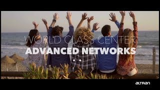 Altran World Class Center: Advanced Networks