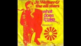 Jr. Walker & The All Stars - What Doest It Take (To Win Your Love) video