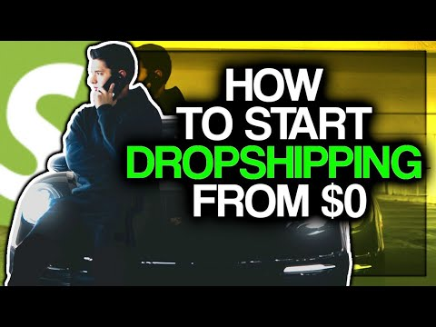 How To Start Dropshipping With No Upfront Money