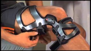 Video: Breg Custom LPR Ligament Knee Brace