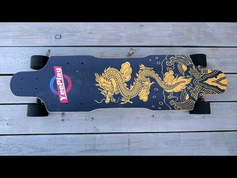 Electric Skateboard Review – Yeeplay E-Board M1