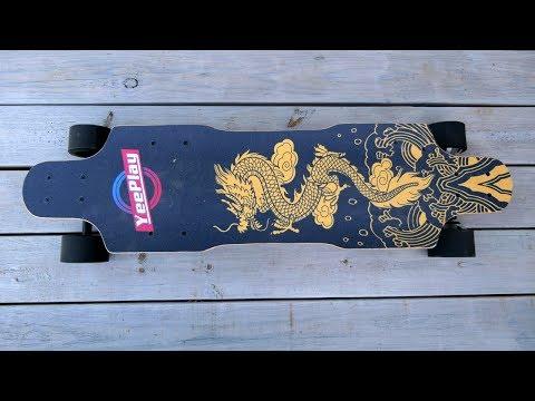 Electric Skateboard Review – Yeeplay E-Board M1