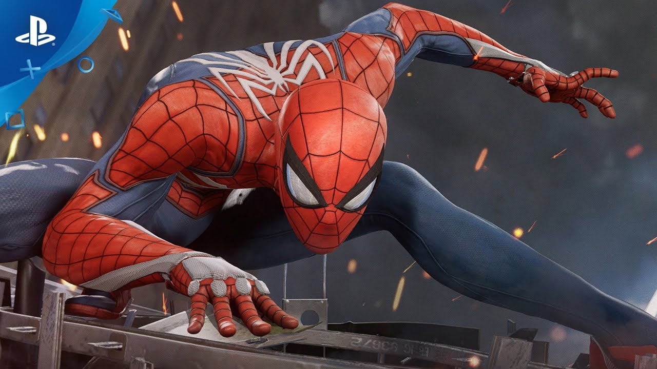 Marvel's Spider-Man: Insomniac Details the E3 Trailer