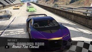 GTA 5 Online Race Showcase: Atomic Tire Circuit by TheJudoJoker
