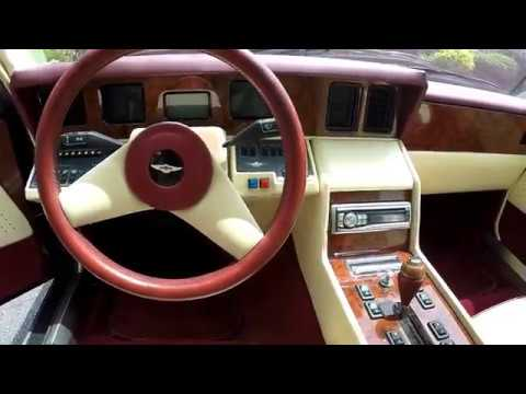 Video of '87 Lagonda Series 3 - LFZE