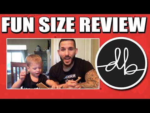 Fun Size Review: Delighted By Dessert Hummus' Pumpkin Pie Hummus