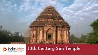 The glory of the sun at Konark Sun Temple, Odisha