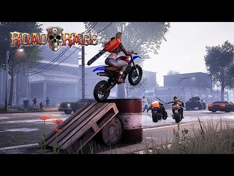 ROAD RAGE - Launch Trailer thumbnail