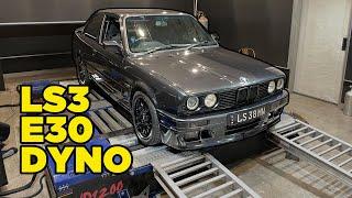 BMW E30 CAM Upgrade & Dyno Run