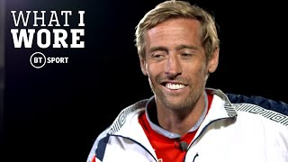 What I Wore: Peter Crouch