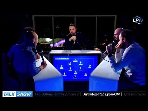 Talk Show du 14/12, partie 6 : avant-match Lyon-OM