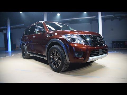 2017 Nissan Armada - 2016 Chicago Auto Show