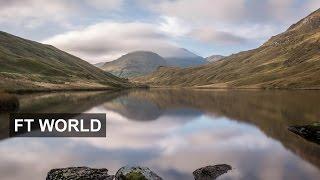 2015 - Scotland plans 'radical land reform'