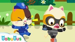 Đây có phải là đồ chơi ?? | Mimi & Timi bắt trộm | Bài hát đồ chơi | Nhạc thiếu nhi hay | BabyBus