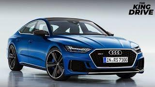 Новая Audi RS7 2019 первые подробности