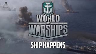 World of Warships - Triple Action