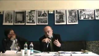 """Raul Mordenti: """"Il decennio rosso: dal '68 al '77"""" PARTE 3"""