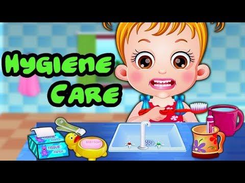 Video of Baby Hazel Hygiene Care