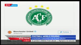 KTN Prime: Football clubs mourn the tragic loss of the Brazilian players