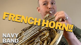 Why you should choose the French horn!