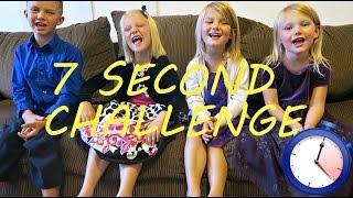 7 SECOND CHALLENGE!😂