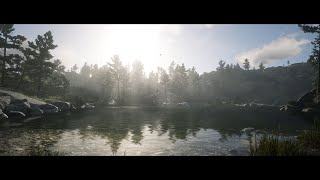 RDR2 4K Showcase Ultra Realistic Graphic - Beautiful and peaceful scenes