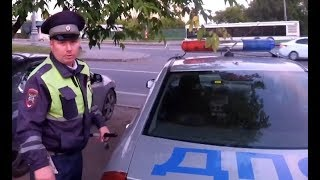 Месть инспектора Филипова в ответ на замечание. Обострение к Чемпионату Мира 2018 в ОБ ДПС ГИБДД ВАО