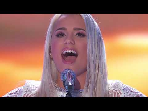 Gabby Barrett Sings The Climb by Miley Cyrus   Top 14   American Idol 2018 on ABC