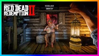 DO NOT Go To Butcher Creek At 3:00AM In Red Dead Redemption 2 Or Else This Will Happen! (RDR2)