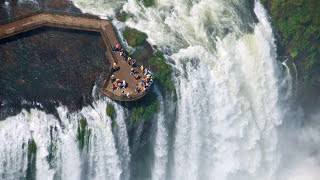 Top 10 Most Dangerous Waterfalls in the world