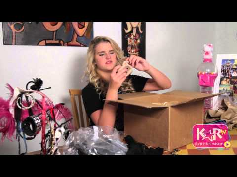 KARtv UNBOXING SERIES with Host Madison Curtis - Discount Dance Supply - Dancewear Solutions