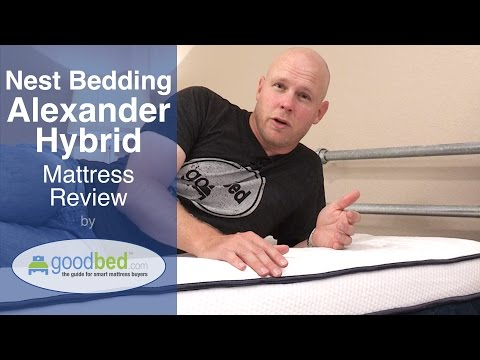 Nest Alexander Hybrid Mattress Review (VIDEO)