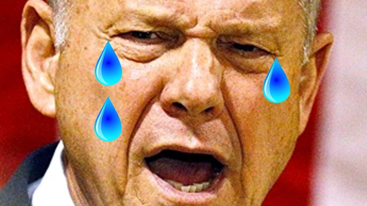Sore Loser Roy Moore Is In Denial thumbnail