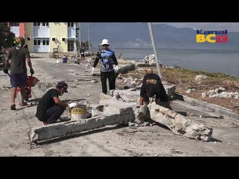 Pasca Bencana Gempa & Tsunami