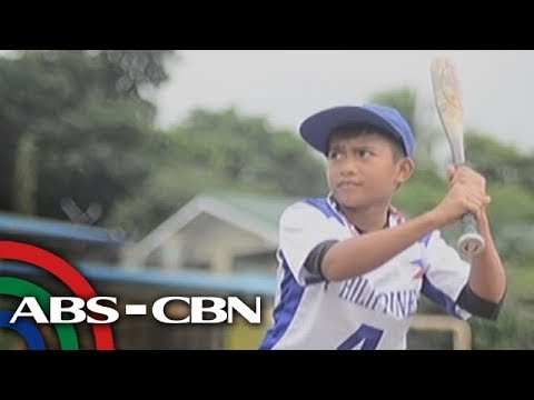 Sports U: Small But Terrible Baseball Player of Antipolo City